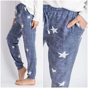 Pants - NEW Terry Drawstring Jogger Pants